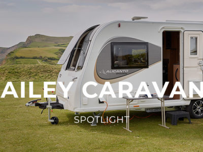 Bailey of Bristol Caravans - Spotlight Banner