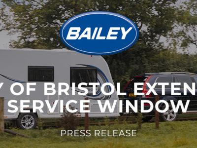 Bailey of Bristol Extend Service Window