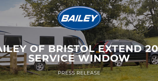 Bailey of Bristol Extend Service Window