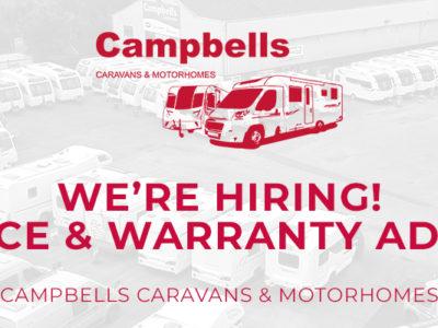 Campbells - Job Vacancy March