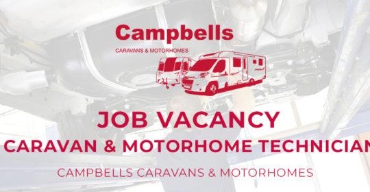 Campbells - Job Vacancy April 2